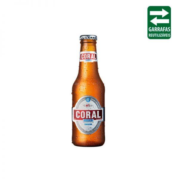 Coral Branca sem alcool 0,20Lt