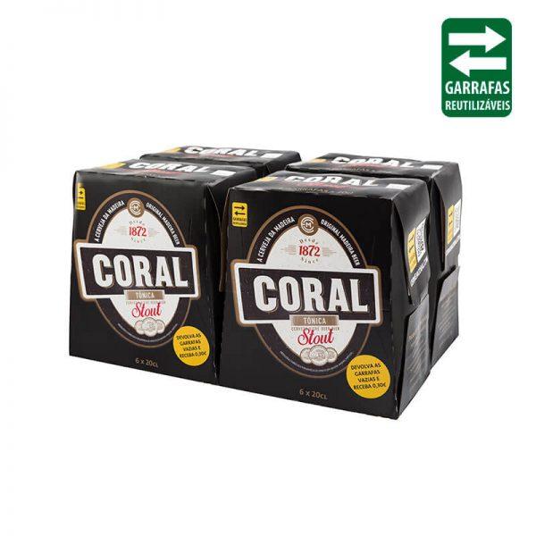 Coral Stout Grade 24 UND 0,20Lt