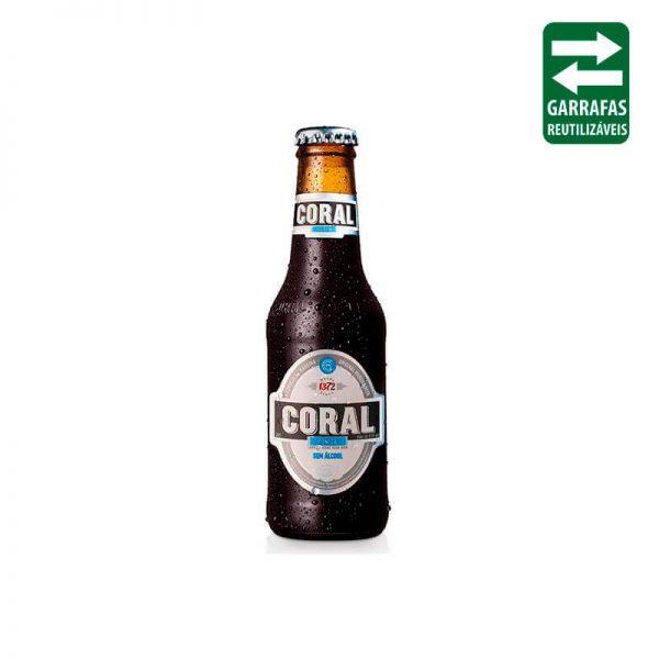 Coral Stout sem Álcool 0.20Lt