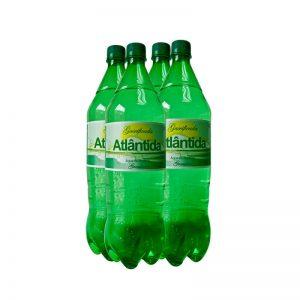 Água Atlântida com Gás 1.5L
