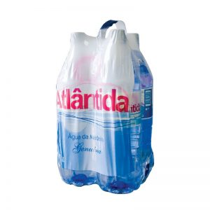 Água Atlântida pack 1x4 de 1.5L