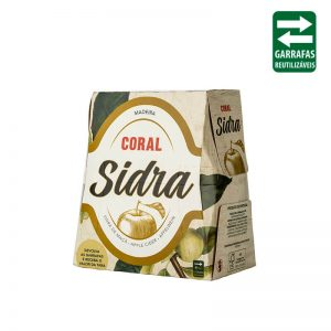 Coral Sidra Pack de 6