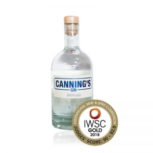 GIN CANNINGS