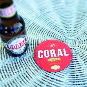 Base copos Coral